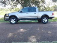 2001 Ford F-150 SuperCrew 4WD