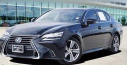 2017 Lexus GS 200t GS Turbo