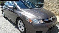 2011 Honda Civic LX-S