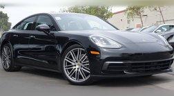 2020 Porsche Panamera Standard