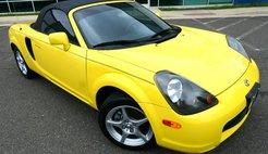 2000 Toyota MR2 Spyder Base