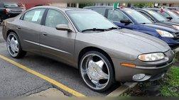 2001 Oldsmobile Aurora 3.5