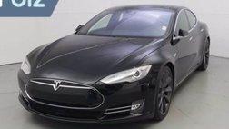 2015 Tesla Model S P90D