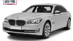 2013 BMW 7 Series ActiveHybrid 7