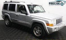 2010 Jeep Commander Sport