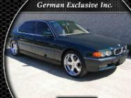 2000 BMW 7 Series 740iL