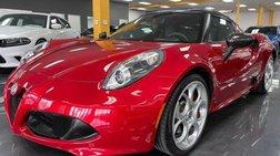 2017 Alfa Romeo 4C Base