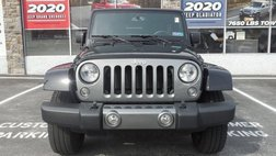 2015 Jeep Wrangler Unlimited Freedom Edition