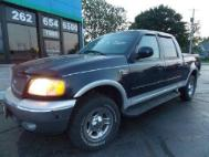 2001 Ford F-150 King Ranch