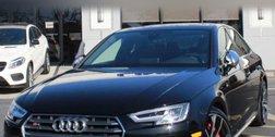 2018 Audi S4 3.0T quattro Premium Plus