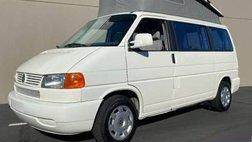 1999 Volkswagen EuroVan MV