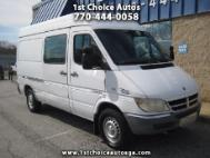 2005 Dodge Sprinter 2500 High Ceiling 140-in. WB