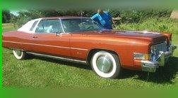 1973 Cadillac Eldorado Hardtop