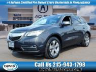 2016 Acura MDX 3.5L AcuraWatch Plus Package