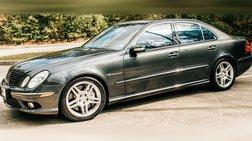 2004 Mercedes-Benz E-Class E 55 AMG