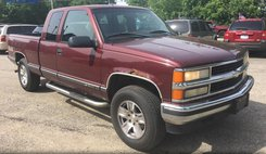 1998 Chevrolet C/K 1500 Ext. Cab Sportside 4WD