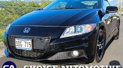 2014 Honda CR-Z EX
