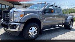 2014 Ford Super Duty F-450 4WD Crew Cab 172