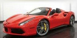 2017 Ferrari 488 Spider Base