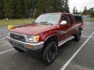 1989 Toyota Pickup SR5 V6