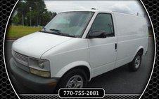 2003 Chevrolet Astro Cargo Van Base