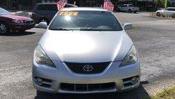 2007 Toyota Camry Solara Sport