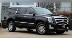 2017 Cadillac Escalade ESV Standard