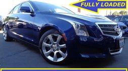 2013 Cadillac ATS 2.0T Luxury