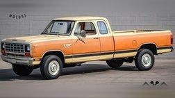 1981 Dodge RAM 250 Base