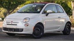 2012 Fiat 500C Pop