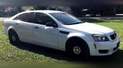 2013 Chevrolet Caprice