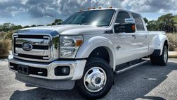 2013 Ford F-450 Super Duty Lariat