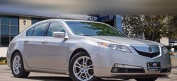 2011 Acura TL Technology Package