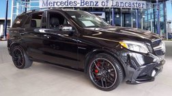2019 Mercedes-Benz GLE-Class AMG GLE 63 S