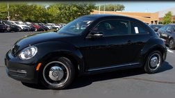 2015 Volkswagen Beetle 1.8t Classic LTD Edition