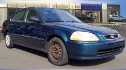 1998 Honda Civic DX