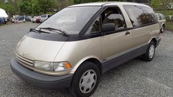 1993 Toyota Previa LE All-Trac