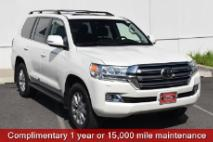 2018 Toyota Land Cruiser Base