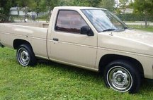 1986 Nissan Truck DLX