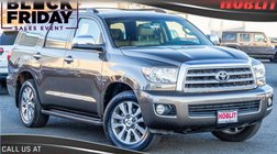 2011 Toyota Sequoia Limited