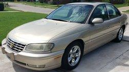 1997 Cadillac Catera Base