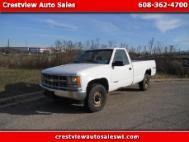 1998 Chevrolet C/K 1500 Reg. Cab W/T 6.5-ft. Bed 4WD