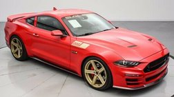 2021 Ford Mustang Saleen 302 Yellow Label Supercharged 740 HP