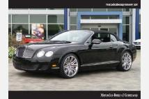 2010 Bentley Continental GTC Speed Base