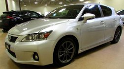 2012 Lexus CT 200h CT 200h