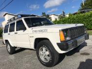 1988 Jeep Cherokee Pioneer