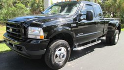 2002 Ford F-350 XLT SuperCab Long Bed 4WD DRW