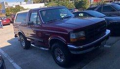 1991 Ford Bronco U100