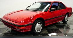 1989 Honda Prelude Si