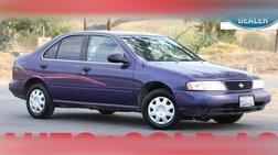 1995 Nissan Sentra XE